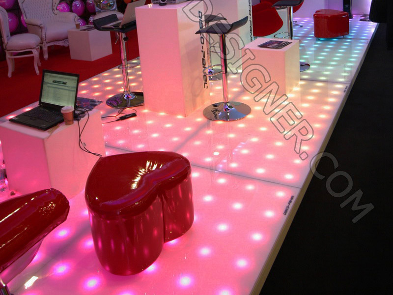Furniture LED dance floors and nightclub lighting pictures | Luxury ...